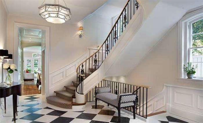 别墅加建楼梯设计分类及一些风水问题